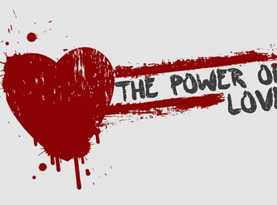 """Η δυναμη του """"αγαπω"""" και οχι του """"εγω""""."""