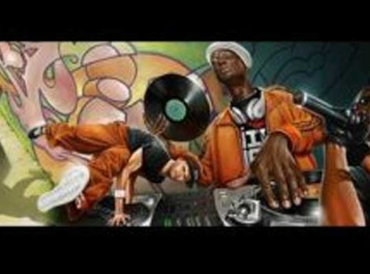 Το hiphop. Δεν ειναι απλα μουσικη.